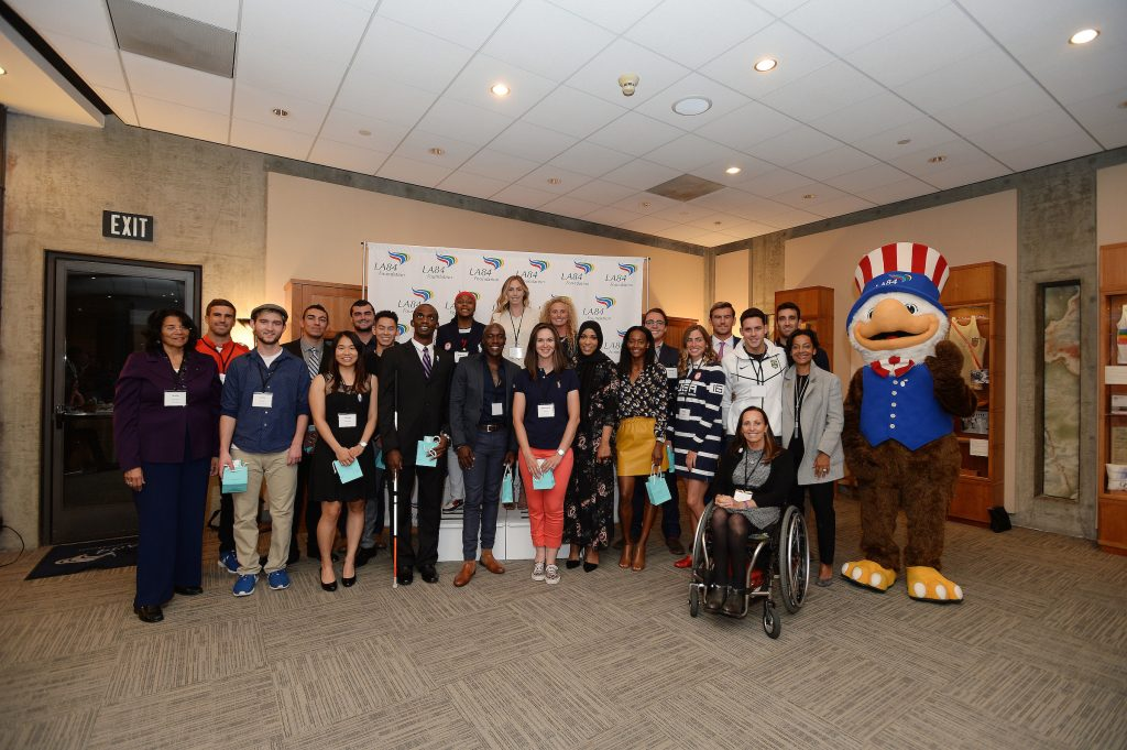 LA84 celebrated 2016 Rio Olympians and Paralympians at the foundation.