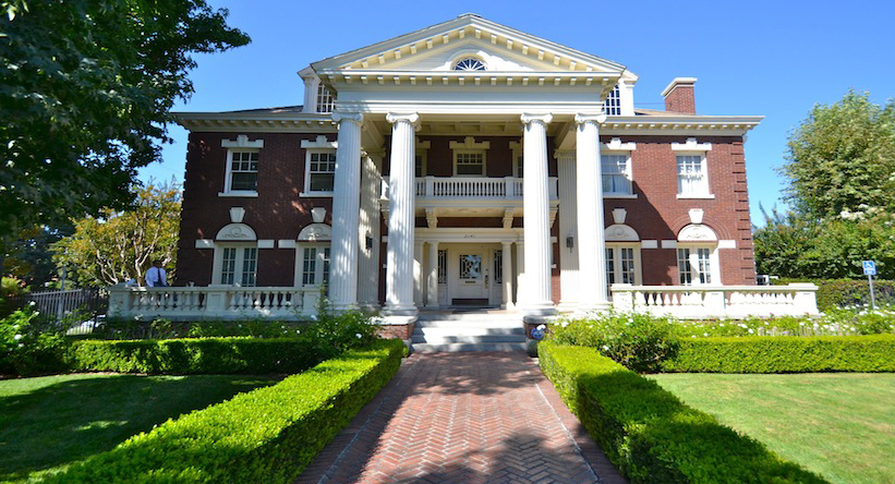 The LA84 Foundation is located in the historic Britt House, in the heart of  Los Angeles' Historic West Adams District. On the National Register of  Historic ...