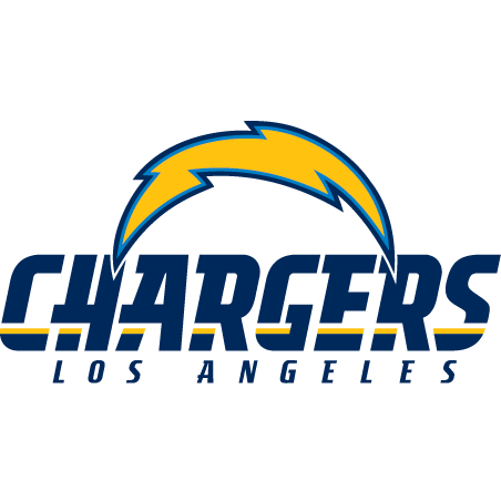 Chargers logo website