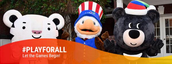 Feb 2018 Newsletter banner mascots
