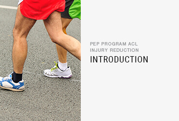 PEP Program ACL Injury Reduction: