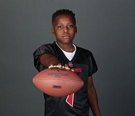 KIPP Academy   Football