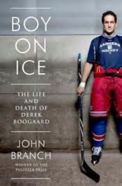 SL Interview: John Branch on Derek Boogaard and CTE in Hockey