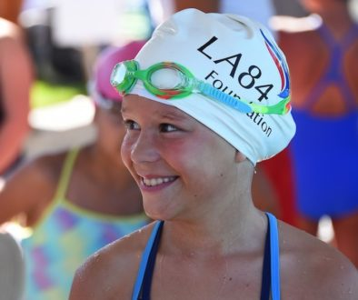LA84 Swimming and Synchronized Swimming Festival