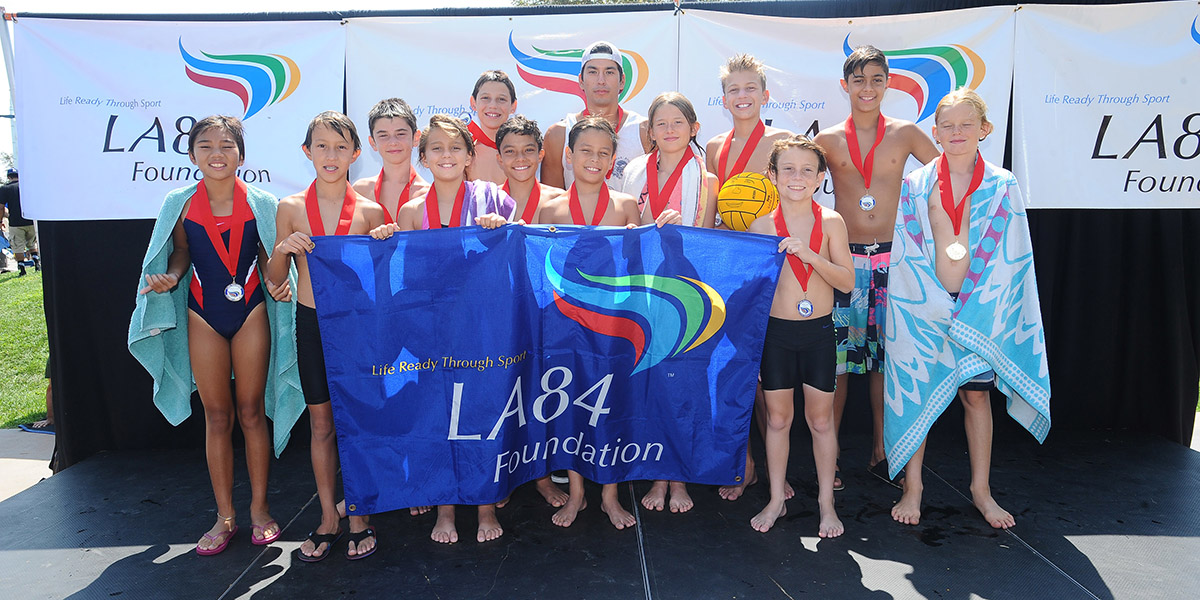 082116JO303 - LA84 Foundation