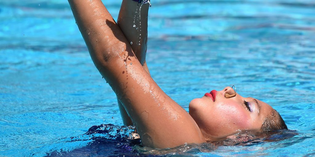 Synchronized Swimming Gallery