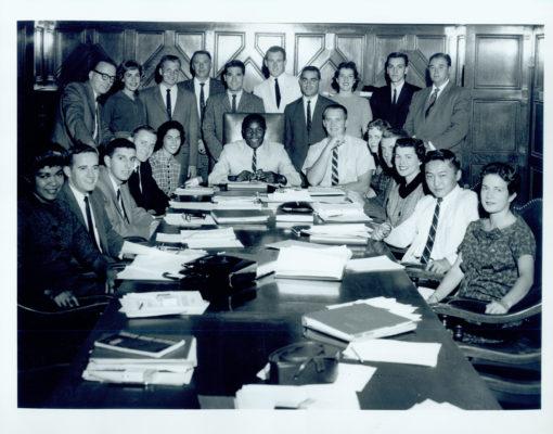 1959 UCLA_Student_Council_196XA-1-1