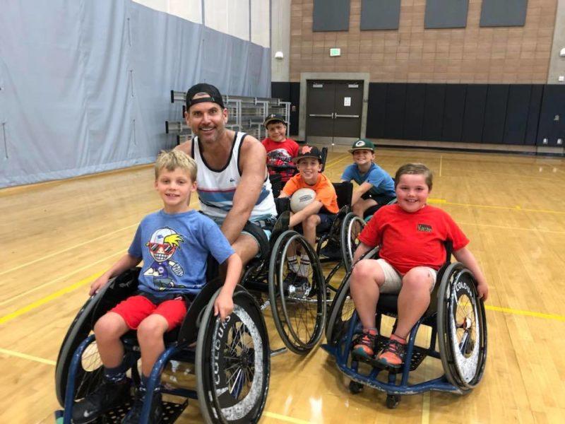 Adaptive Sports and Recreation Association - LA84 Foundation