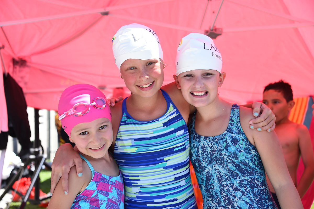 LA84 Foundation Celebrates Summer Splash Program in Style