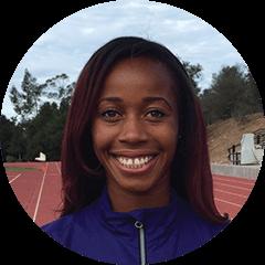 2016 Olympian, Track & Field
