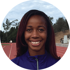 2016 Olympian, Track