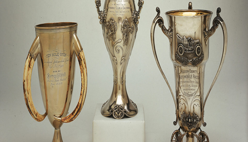 Celebrating victory - torches from the collection