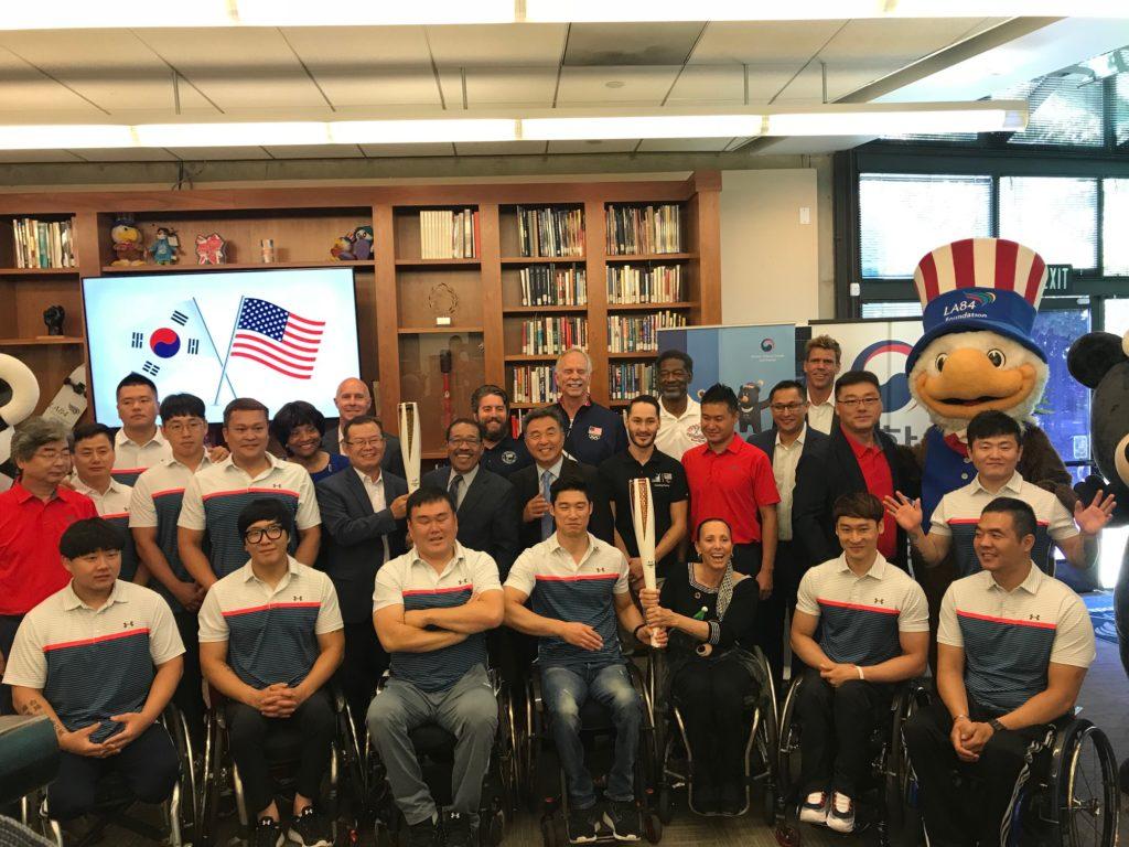 La Mia Casa Group youth sports archives - la84 foundation