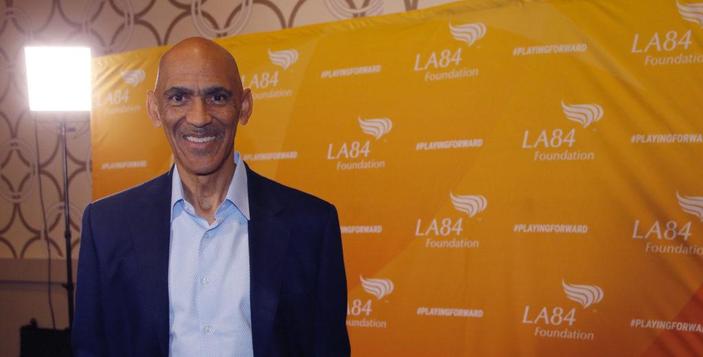 Tony Dungy Archives - LA84 Foundation