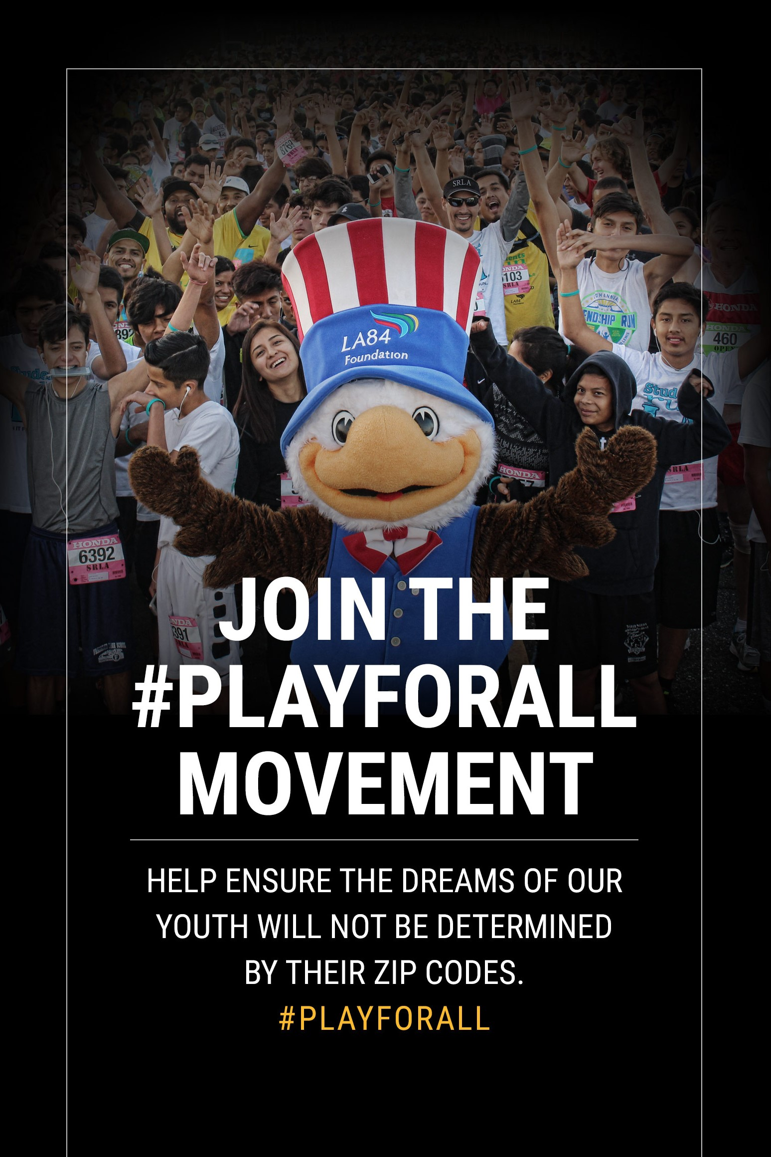 Join The #PLayForAll Movement 10-19-17 WEBSITE