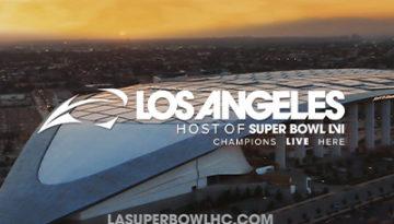 LA Superbowl La84 website