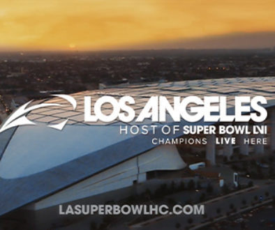 LA Superbowl La84 website