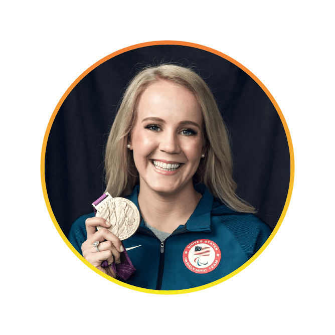 2012 Paralympic Gold Medalist