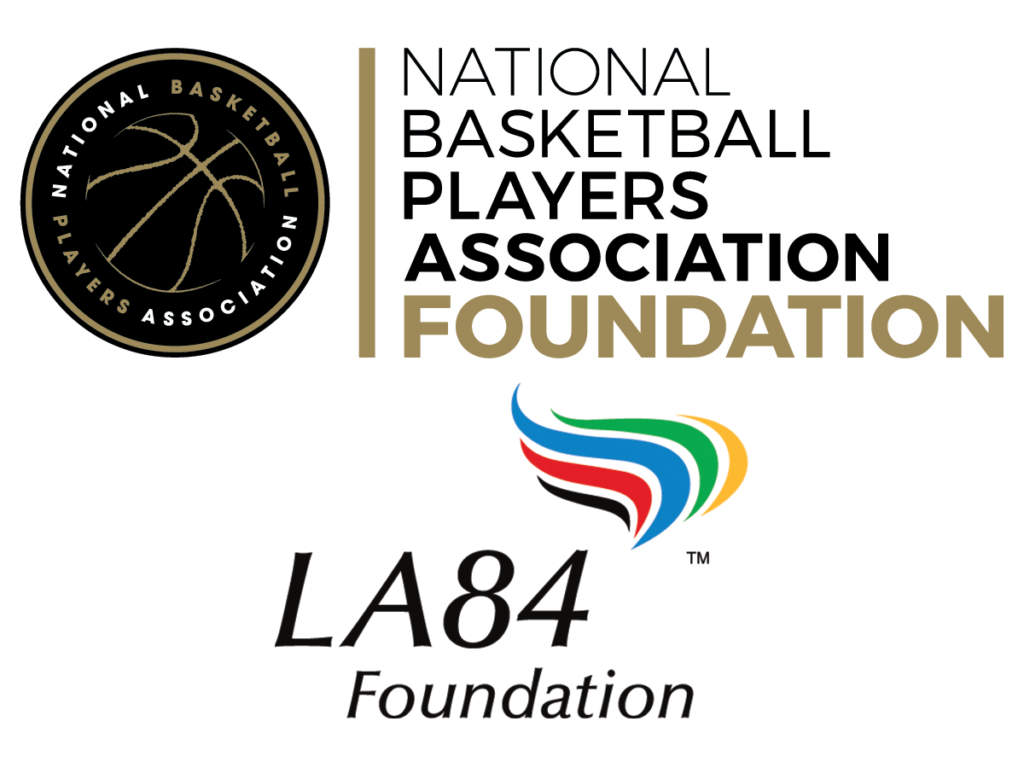 buy popular c9500 bef45 Today, the National Basketball Players Association Foundation joins the  LA84 Foundation in taking new steps towards closing the equity gap in youth  sports ...