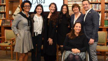LA84 Foundation Women In Sports Breakfast