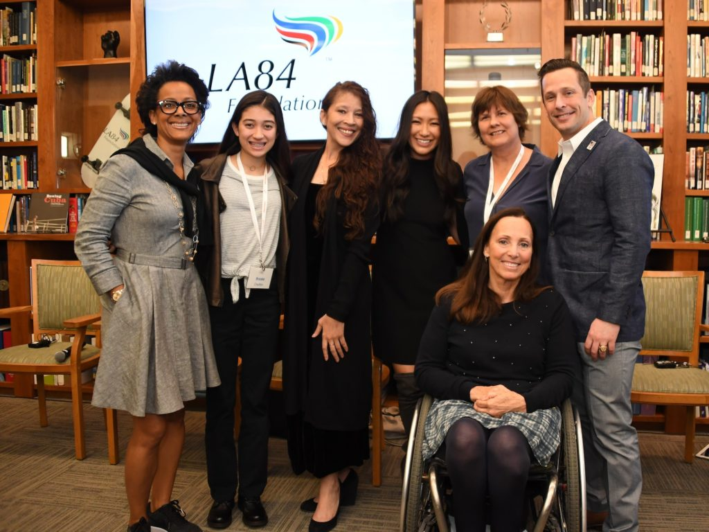 LA84 Foundation Women In Sports Breakfast