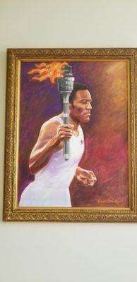 RJ Oil Painting
