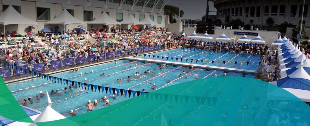 The LA84 Summer Splash program uses public pools to provide swim lessons that save lives and introduce LA youngsters to aquatic sports.
