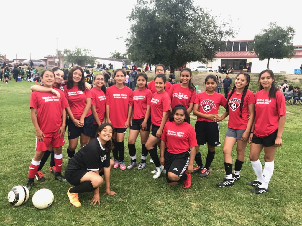 LA84 Endorses Education Campaign on Heading in Youth Soccer
