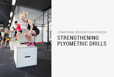 Learn plyometric drills to build strength.