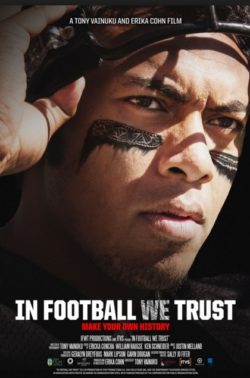 SL Interview: Tony Vainuku's Film on Football in the Polynesian Community