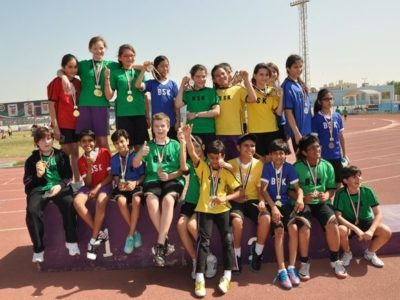 middle east youth sports