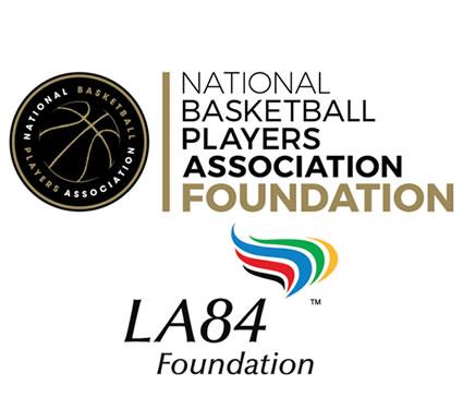 a0008838e87f National Basketball Players Association (NBPA) Foundation Awards LA84  Foundation  150