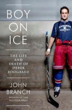 SL Interview: John Branch on Derek Boogaard and CTE in Hockey